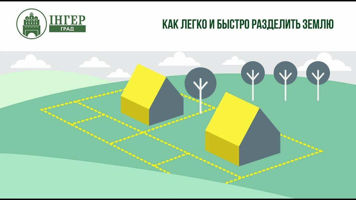 в каких случаях можно разделить земельный участок