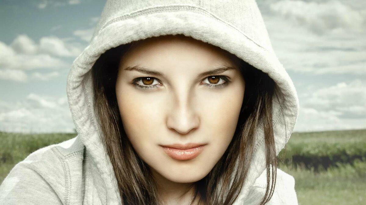 Картинки девушек на аватарку лицо