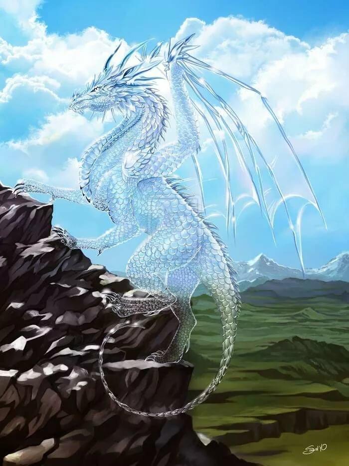 Картинки драконы на телефон, называются живые