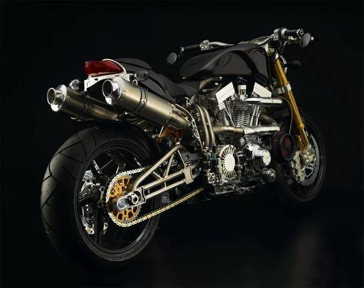 пойти нестандартным фото самого дорогого мотоцикла в мире даже