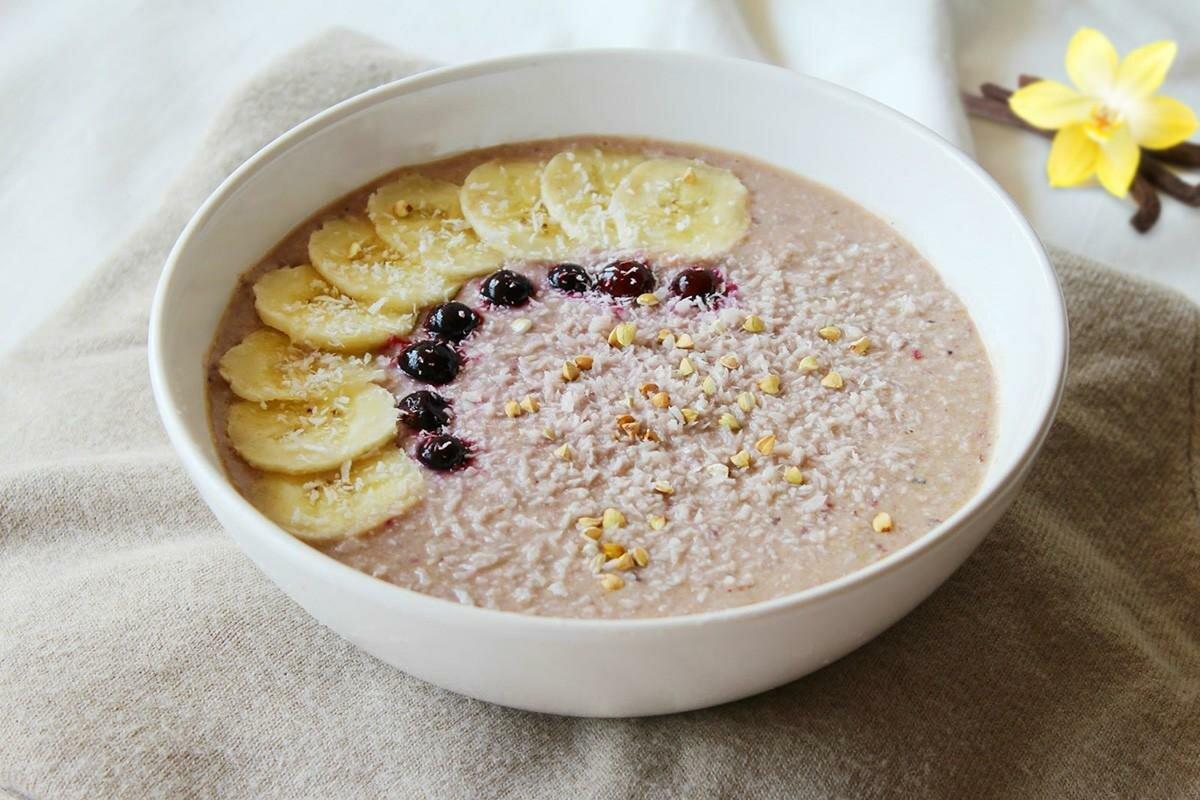 каши для завтрака рецепты с фото разнообразить