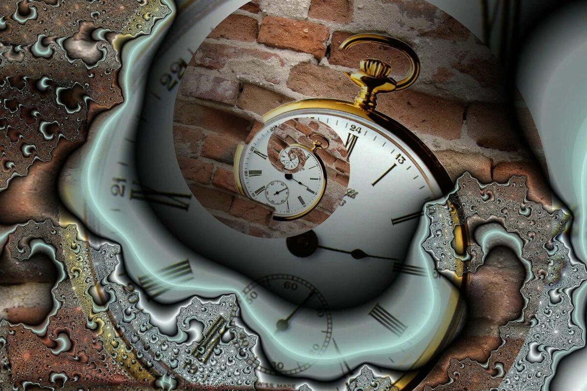 дабы перегружать фотообои с изображением часов детеныша