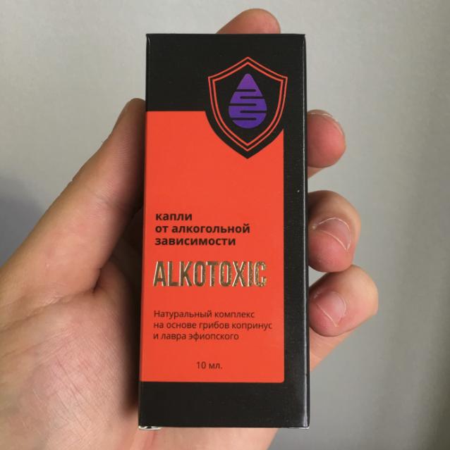 Alkotoxic - капли от алкоголизма в Каменске-Шахтинском