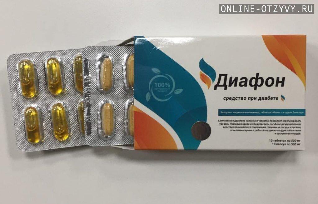 Диафон cредство от диабета в Сыктывкаре