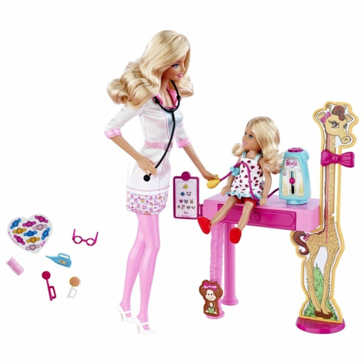 Набор Барби Детский врач в Бийске