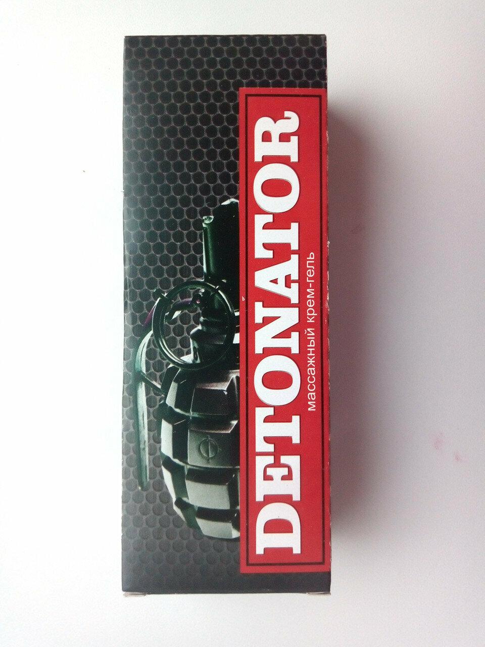 Detonator для увеличения члена в Коряжме
