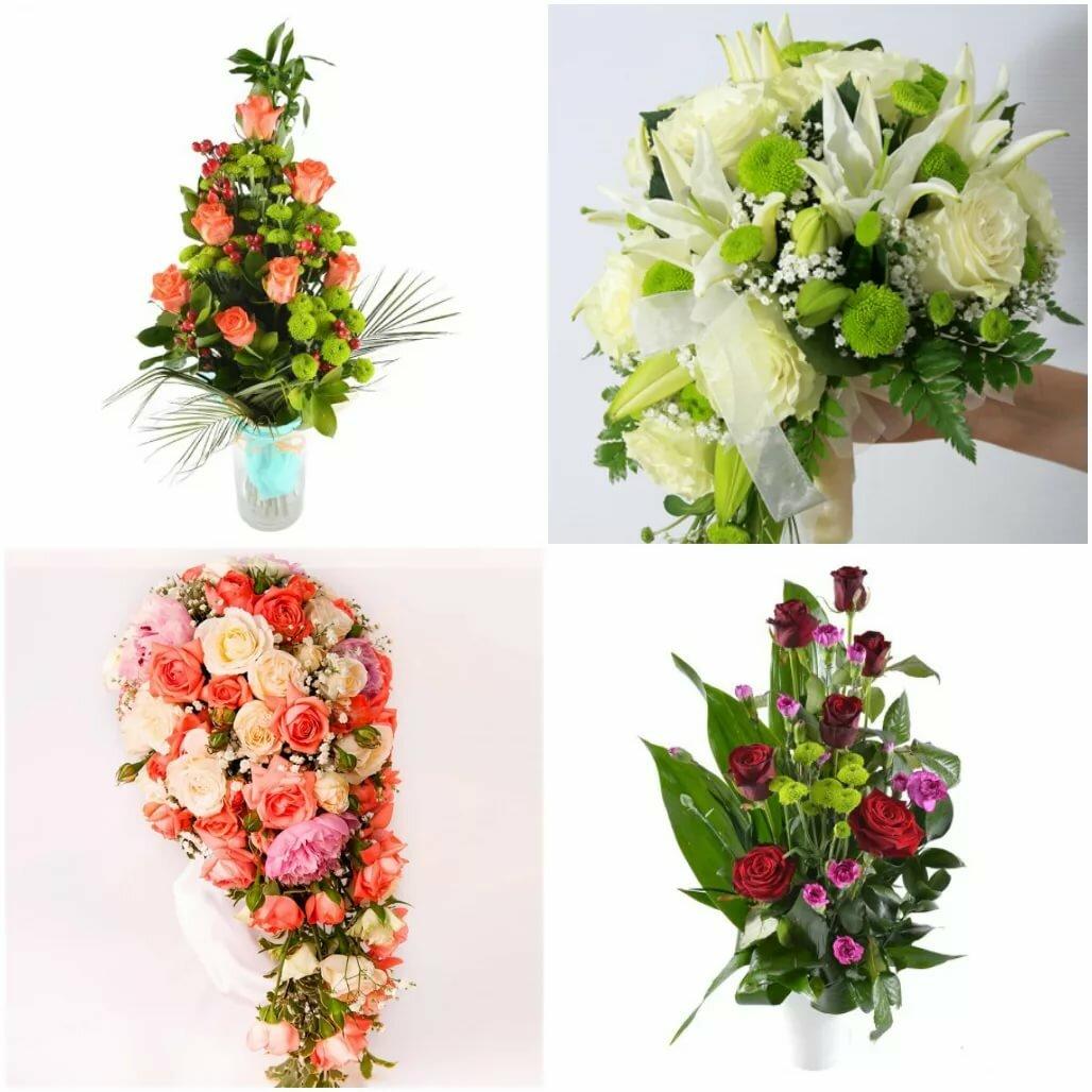 Хризантем, собрать букеты из цветов