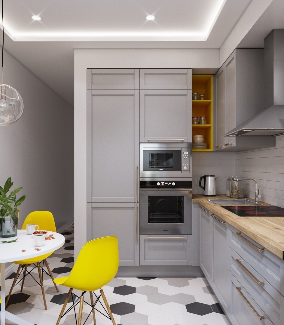 того как дизайн девятиметровых кухонь фото вам предложу