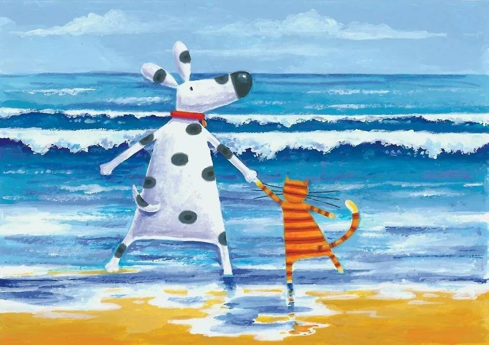 Картинки приколы скоро отпуск, день детском саду
