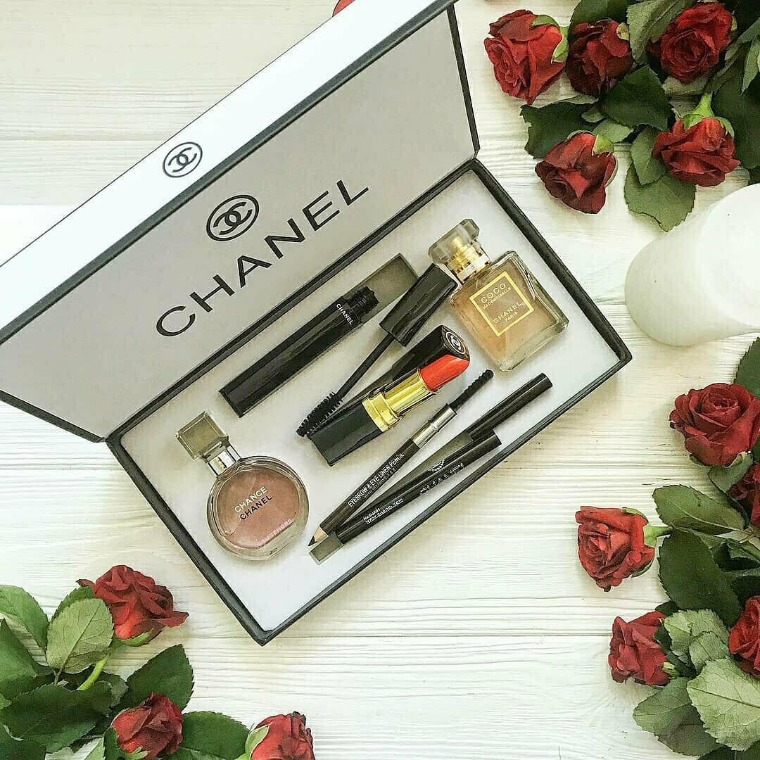 Chanel Present Set набор 5 в 1 в Таганроге