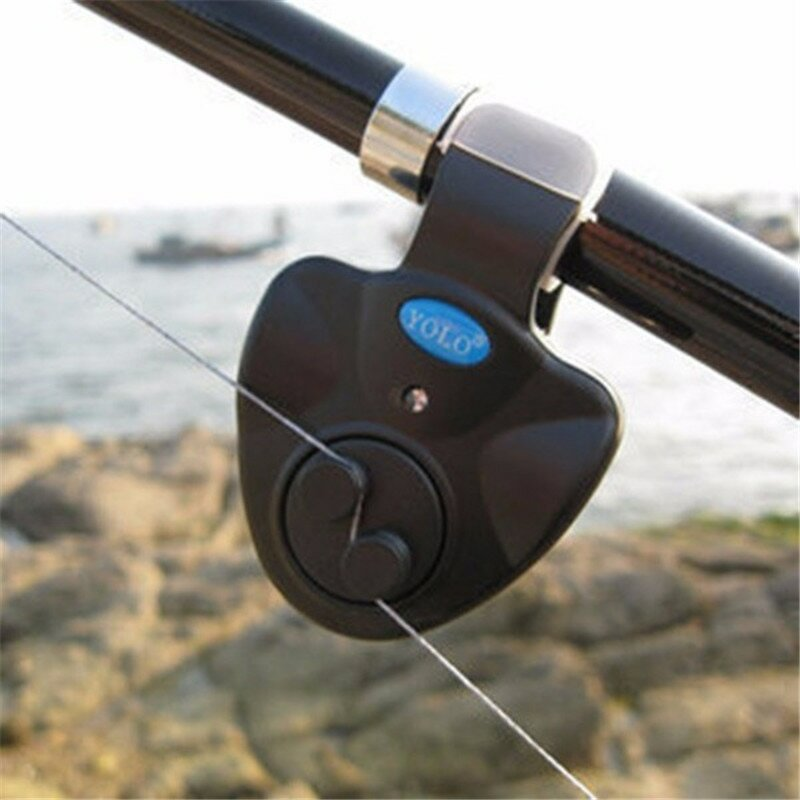 Сигнализатор поклевки электронный на удочку