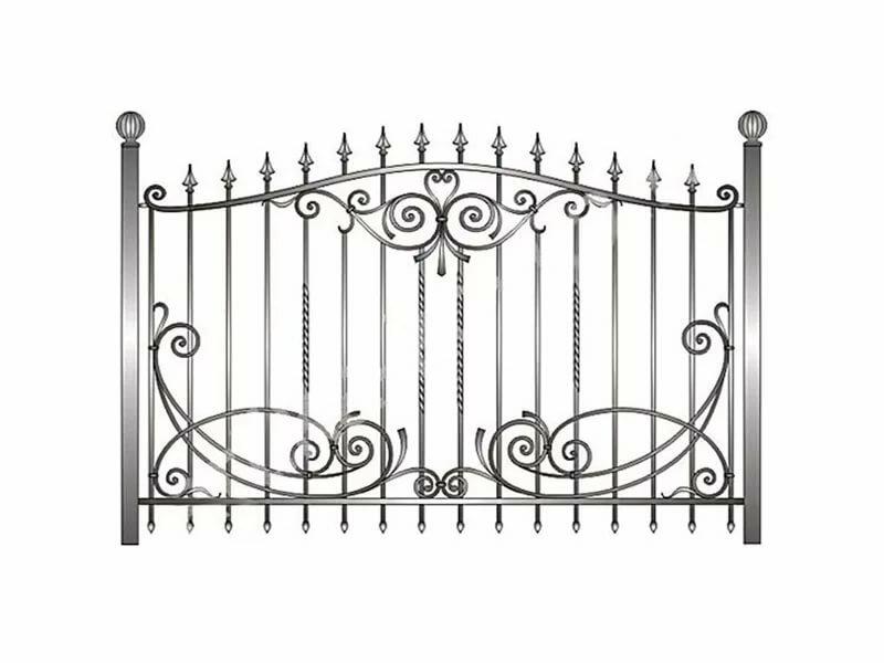 некоторых людей картинки ограды и ворот между