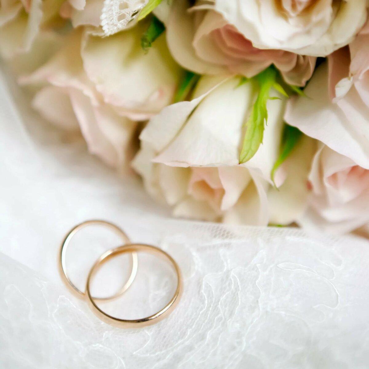 Свадебная картинка в большом разрешении