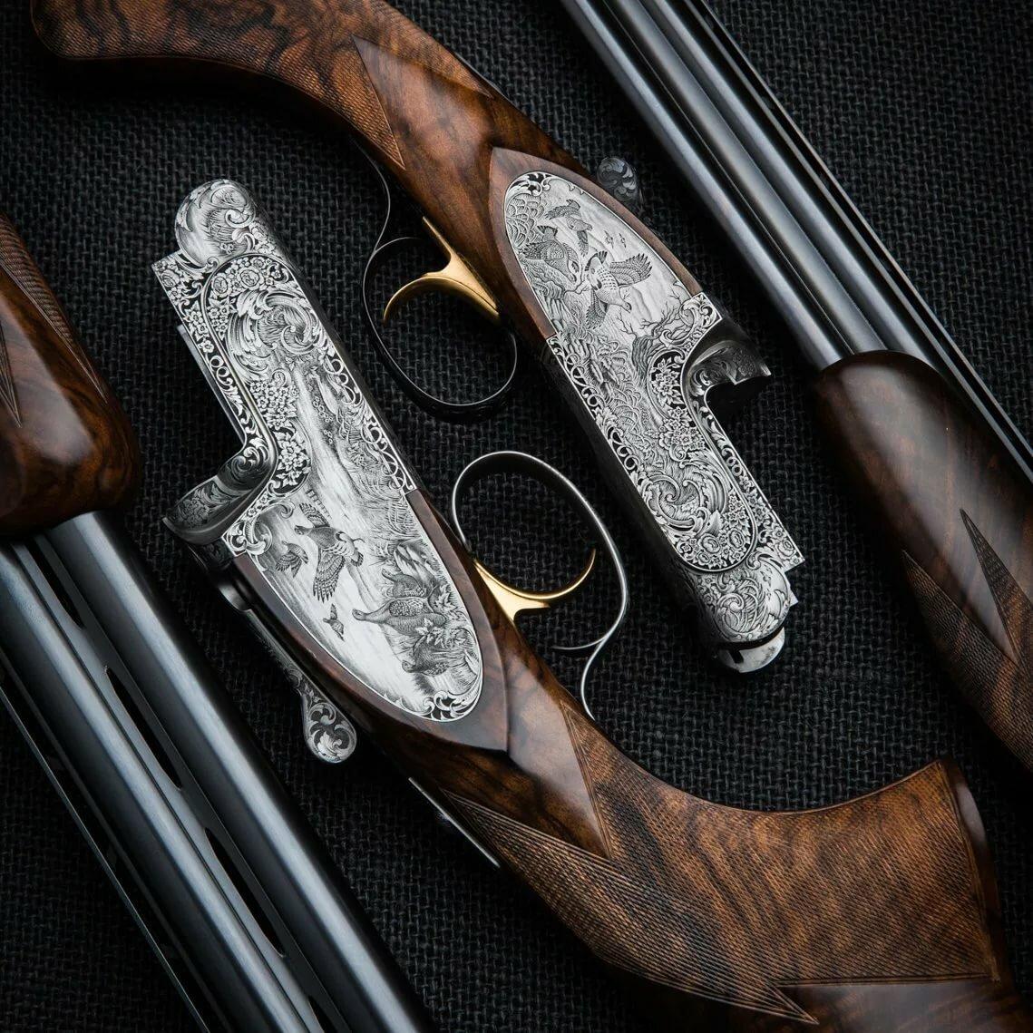 все охотничьи ружья в картинках князь любил