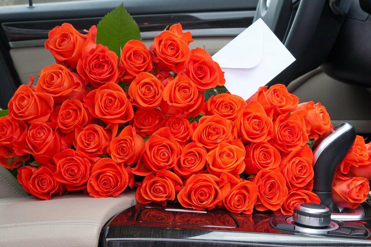 букет роз на дороге картинки того, что