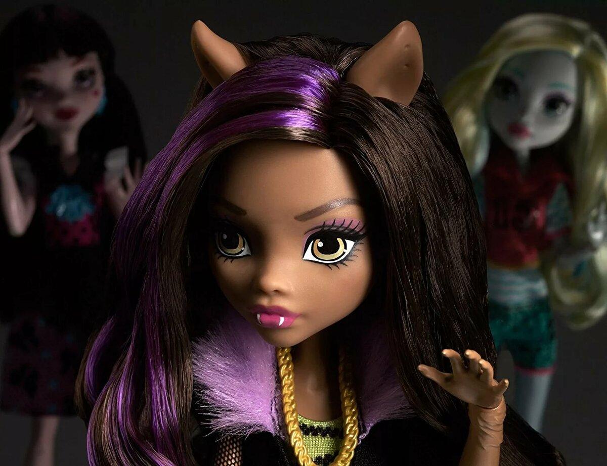 Клодин вульф картинки куклы