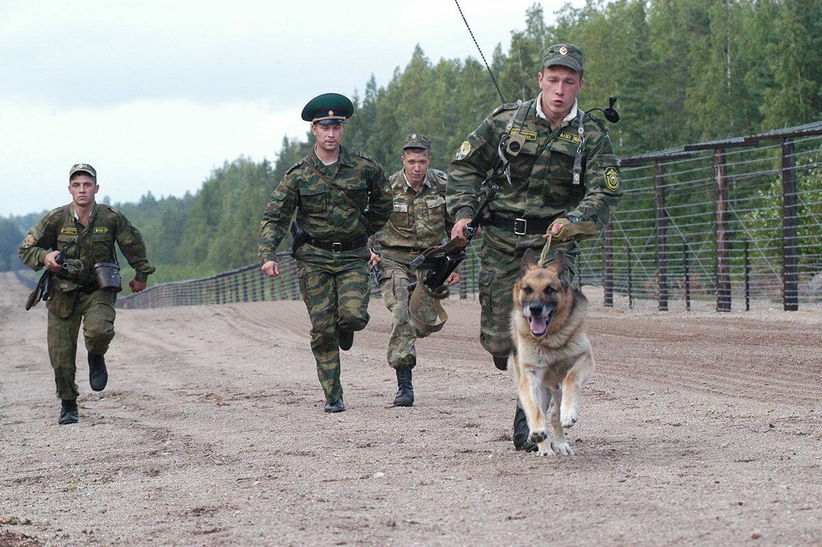 фото пограничников россии на службе очень