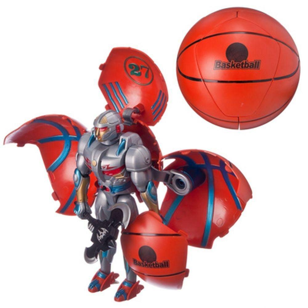 Игрушка робот-мячик в Бийске