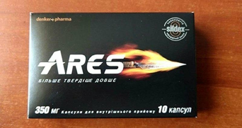 ARES для потенции в Шахтах