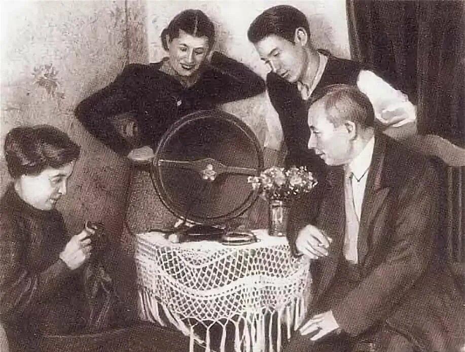 17 сентября 1922 года вМоскве состоялся первый радиоконцерт