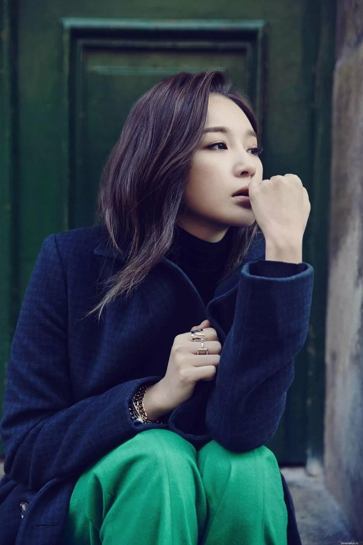 Корейская картинка девушка