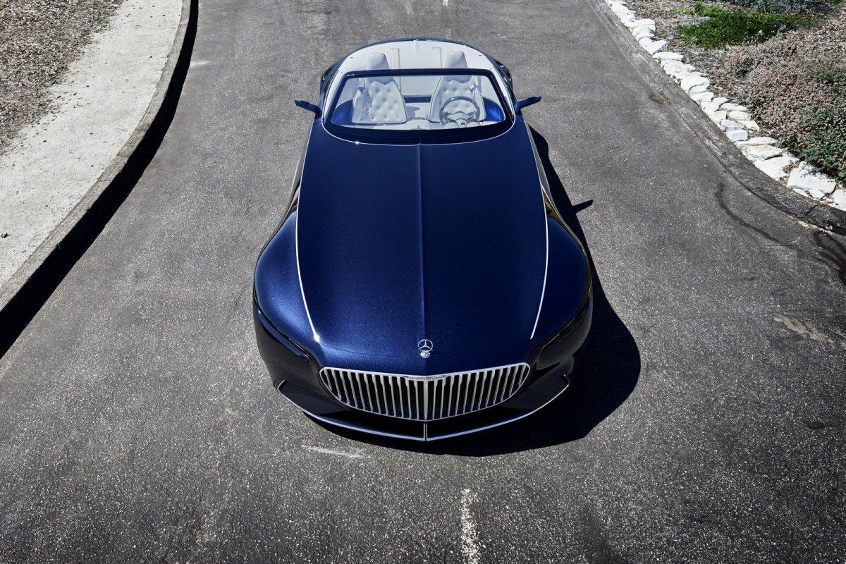 Mercedes-Maybach Cabriolet Vision 6