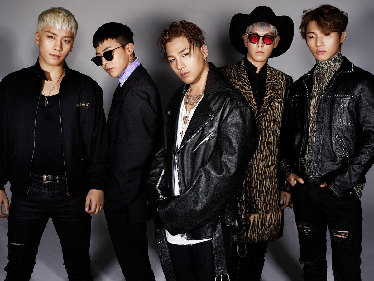 K-pop группа — Трикки — тесты для девочек
