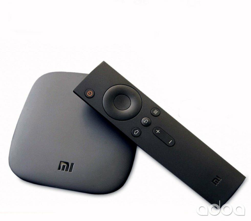 Медиаплеер XIAOMI MI TV BOX в Шу
