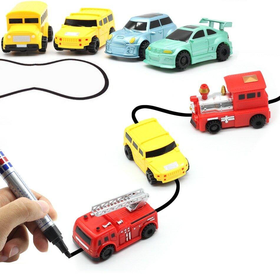 Inductive car - инновационная игрушка в Семее