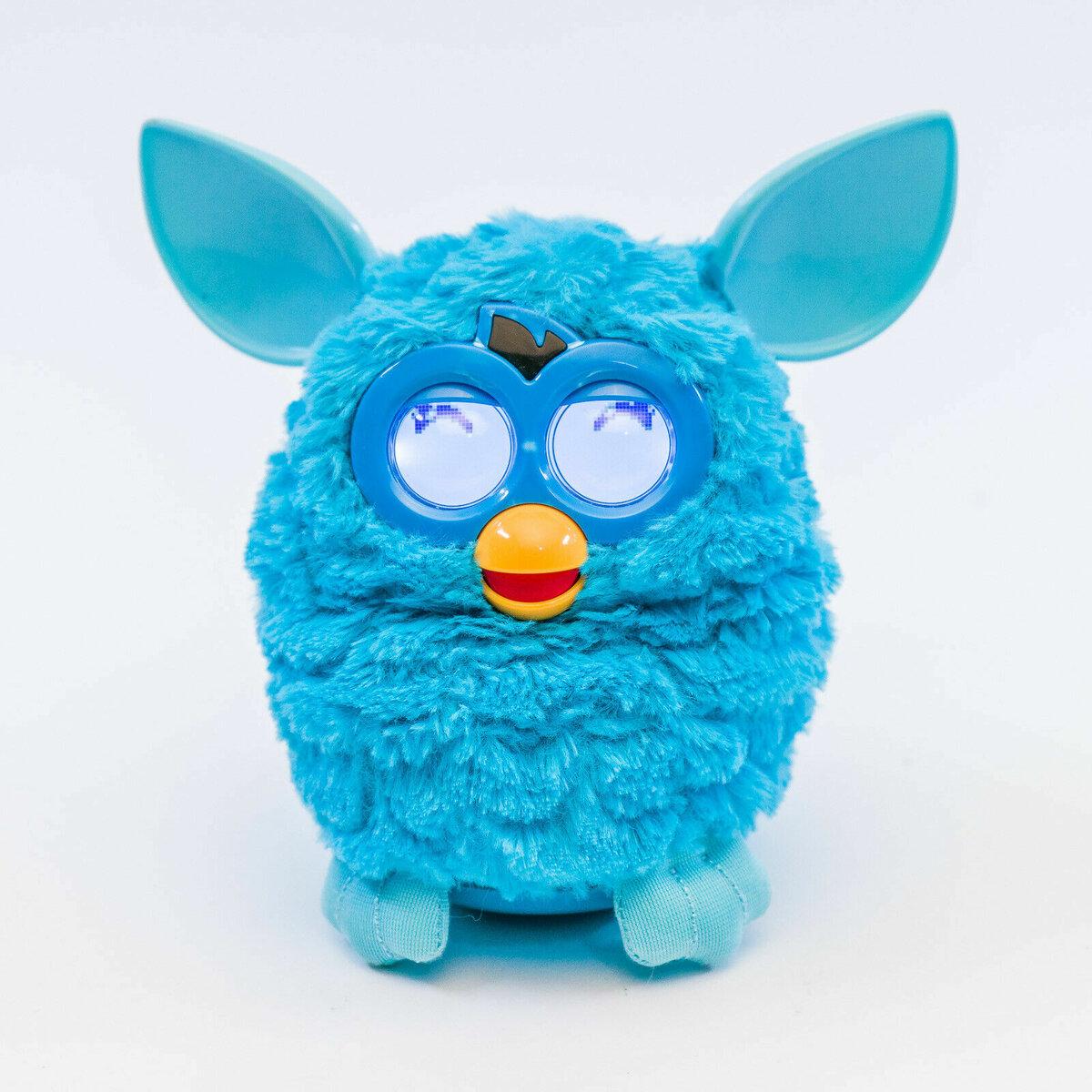 Интерактивная развивающая игрушка Furby в Эмбе