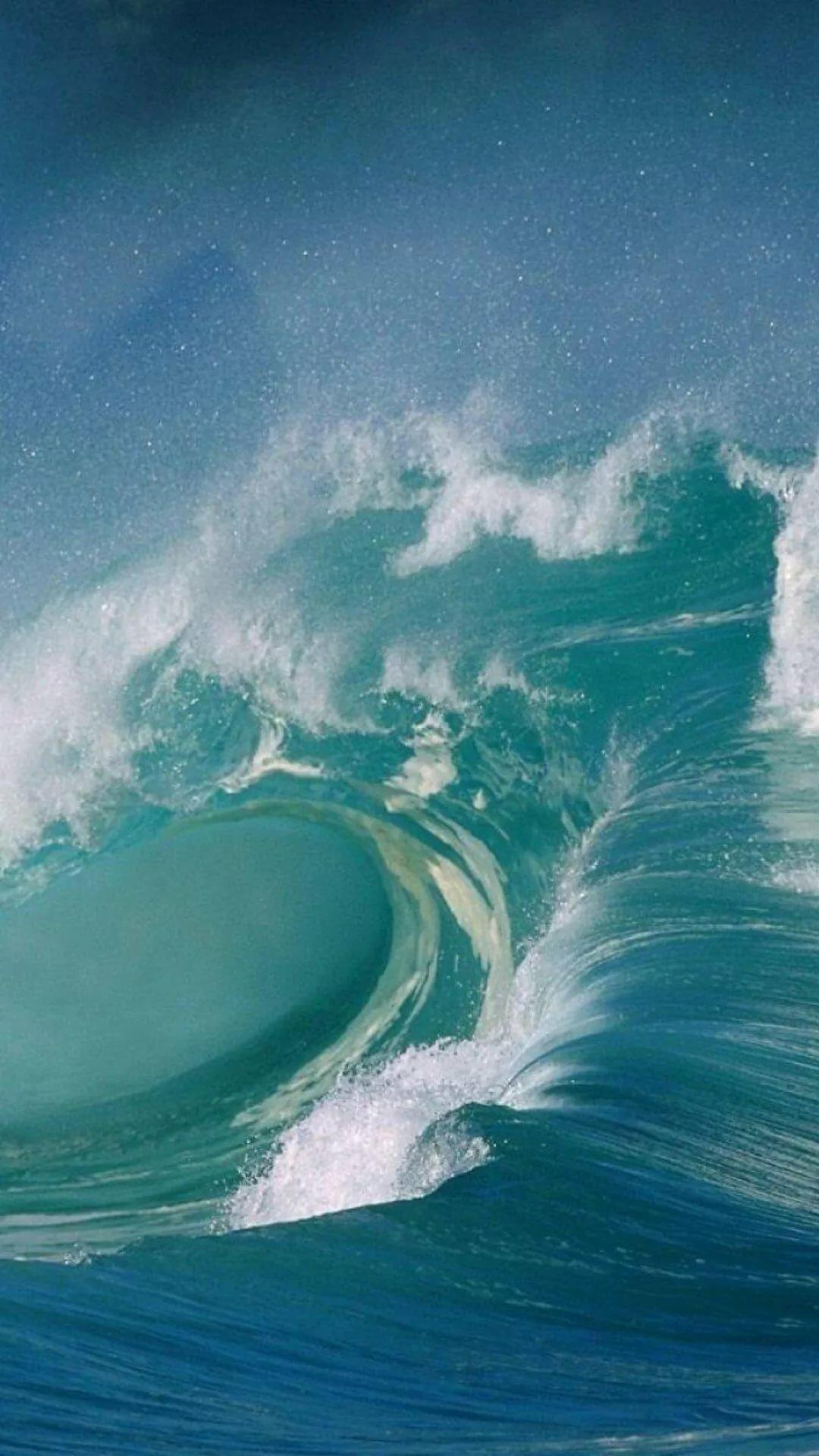 Картинки морские волны анимация