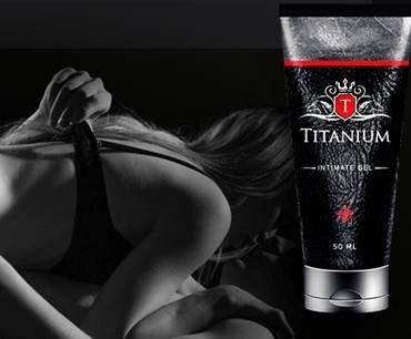 Titanium - крем для увеличения члена в Сасове