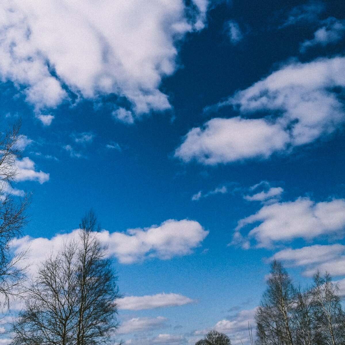 Картинки неба весеннего
