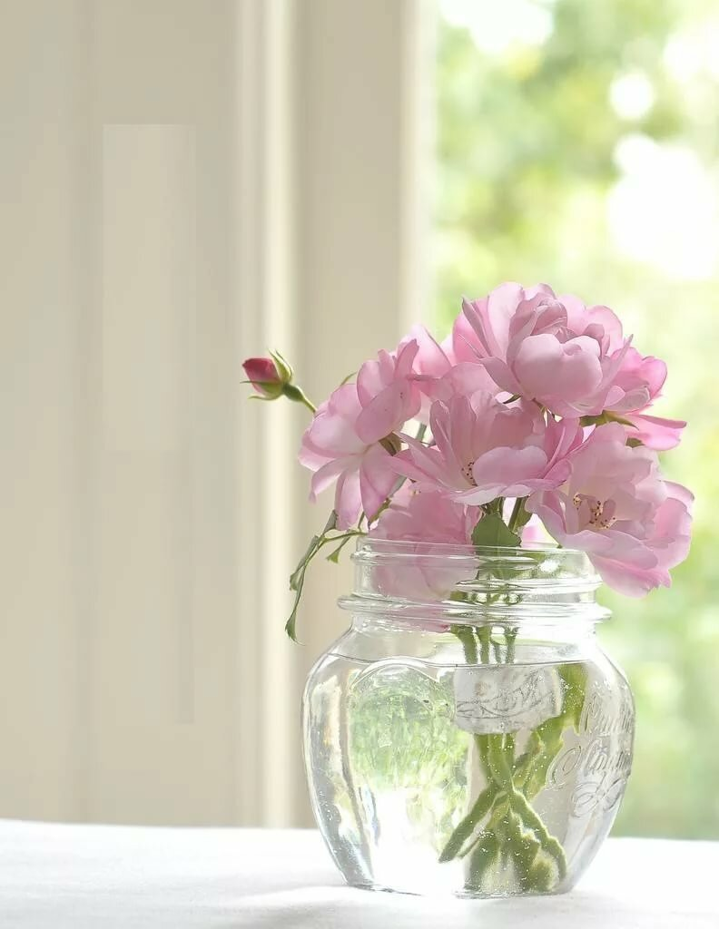 серый день рождения цветы в вазе картинки этих