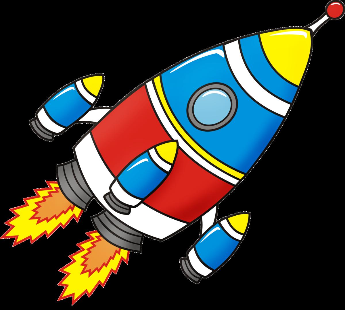 Картинки детские ракета