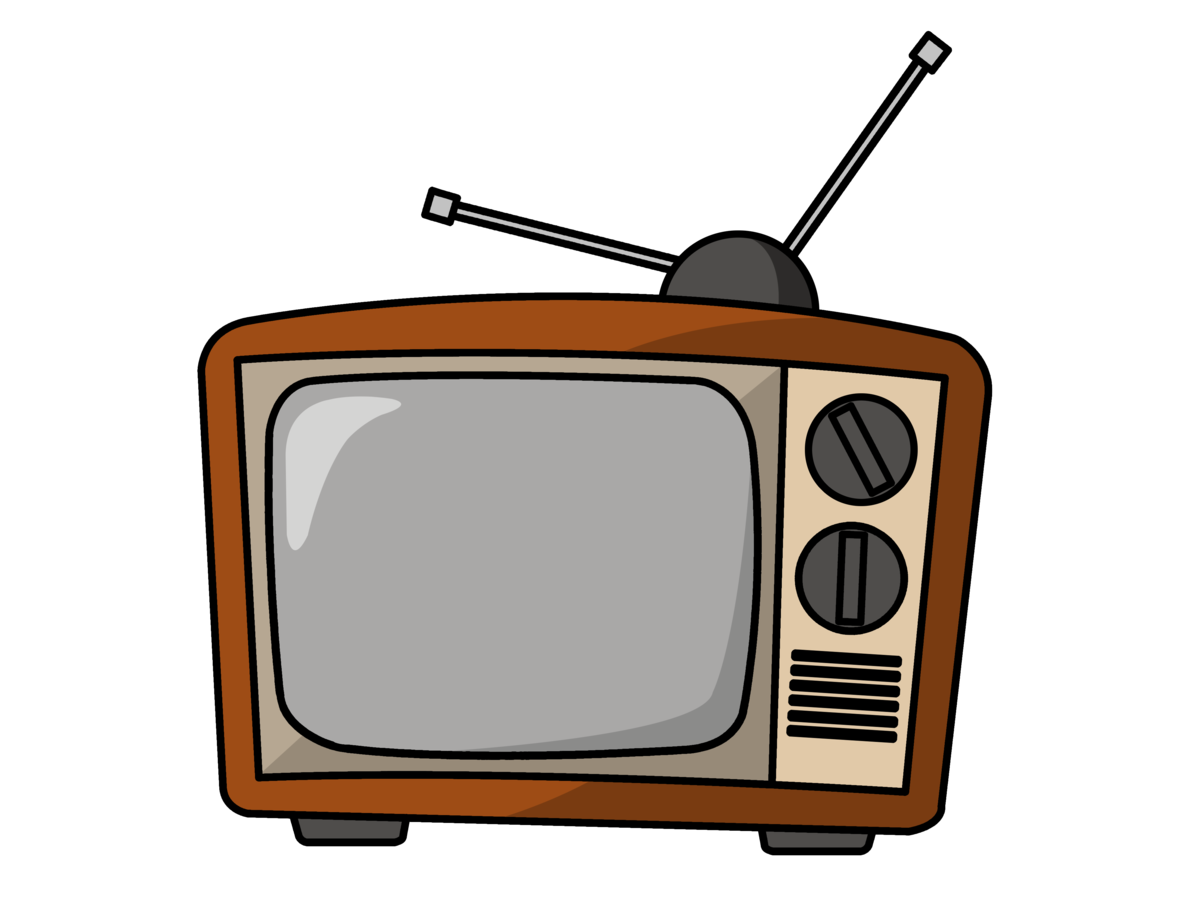 Картинки нарисованных телевизоров