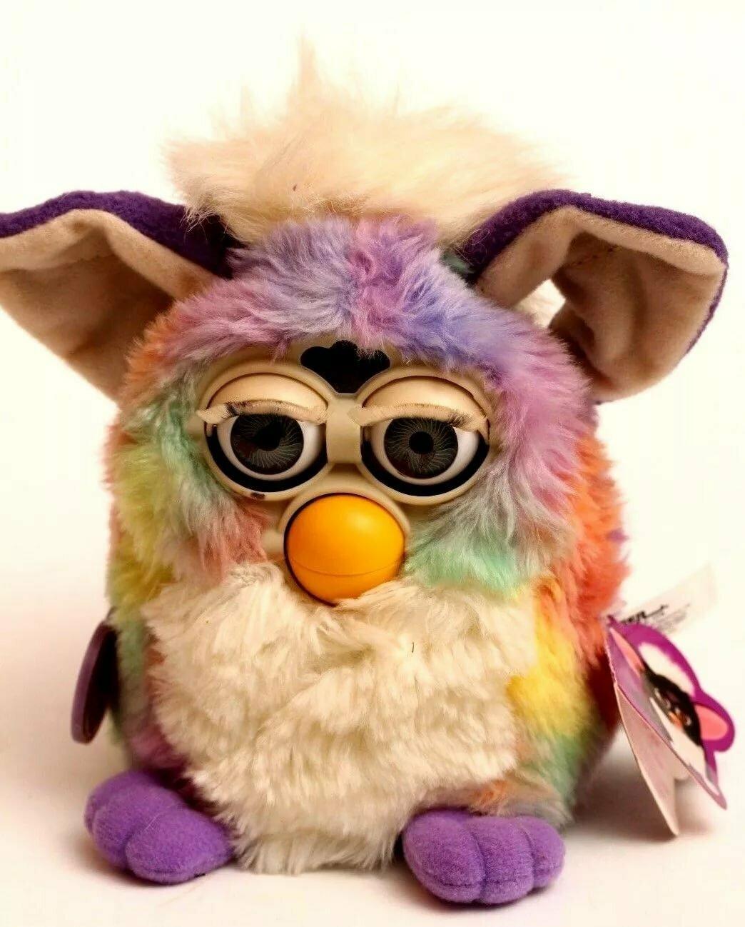 Интерактивная развивающая игрушка Furby в Темиртау