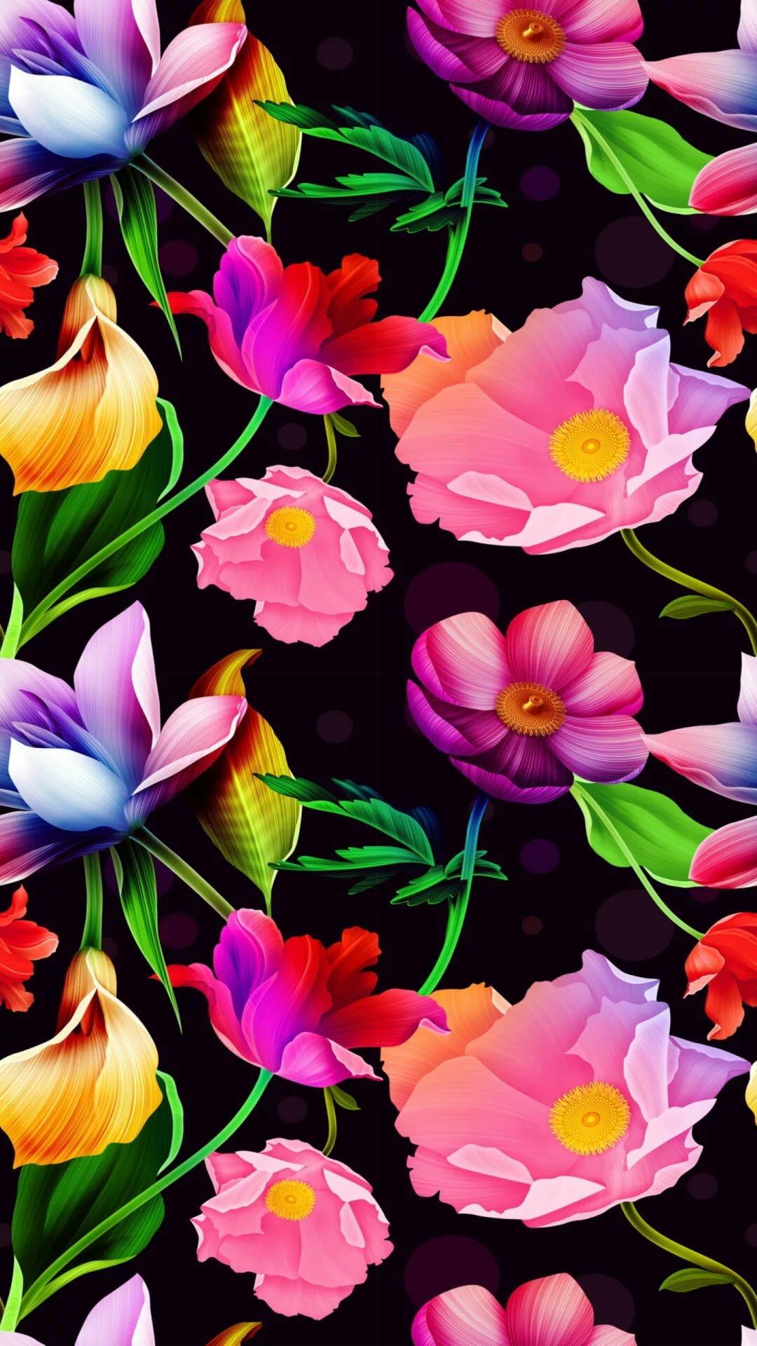 картинки на дисплей телефона цветы для моряка знак