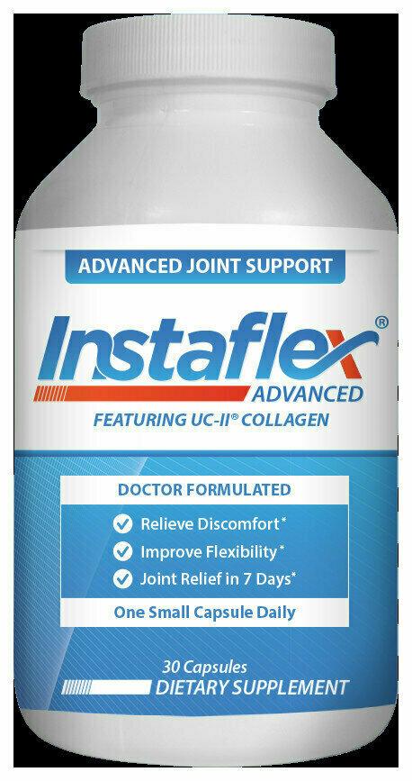 Капсулы для здоровья суставов Instaflex в Коврове