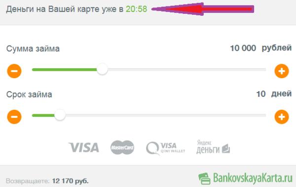 Банк открытие кредитная карта 120 дней без процентов заказать