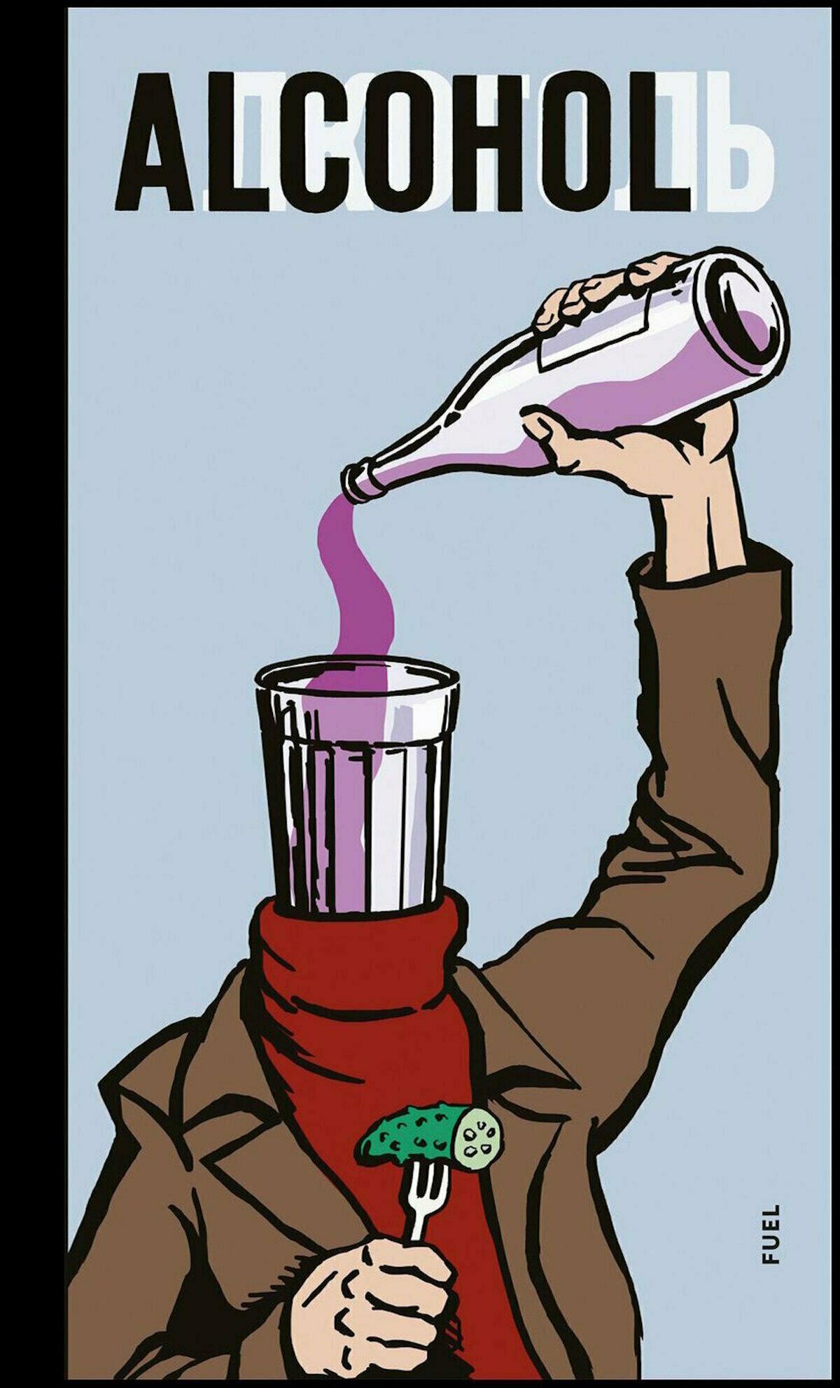 Открытку, картинки смешные против алкоголя