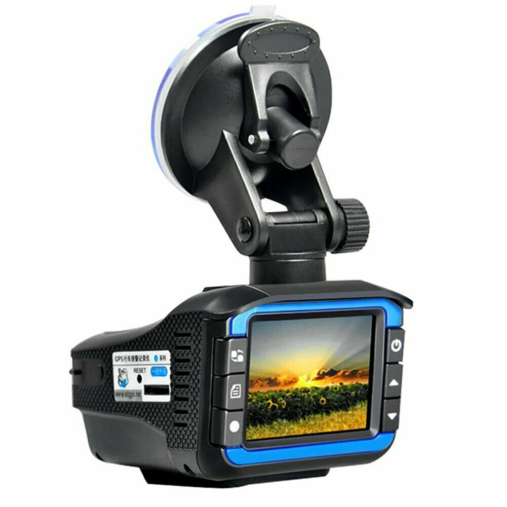 Видеорегистратор с GPS, антирадаром и 3 камерами в Горловке