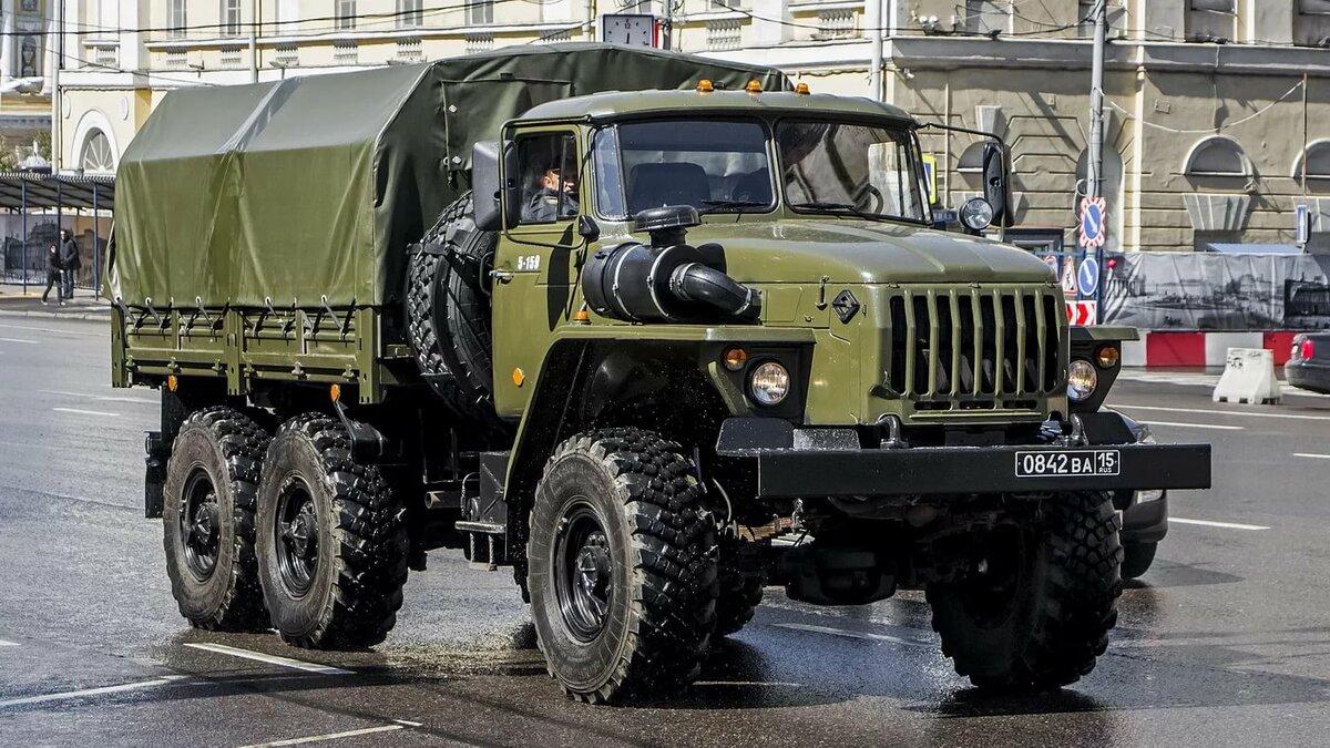 можно встретить военные грузовики россии фото ассортименте
