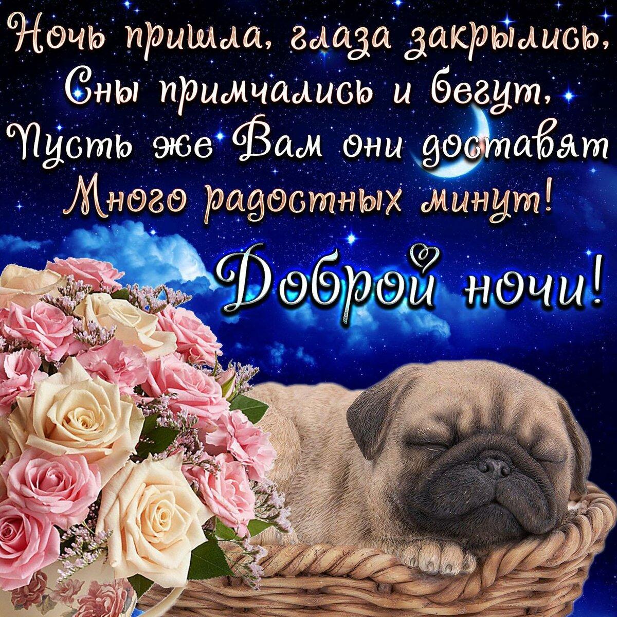 Спокойных снов картинки для друзей с пожеланиями, день рождение