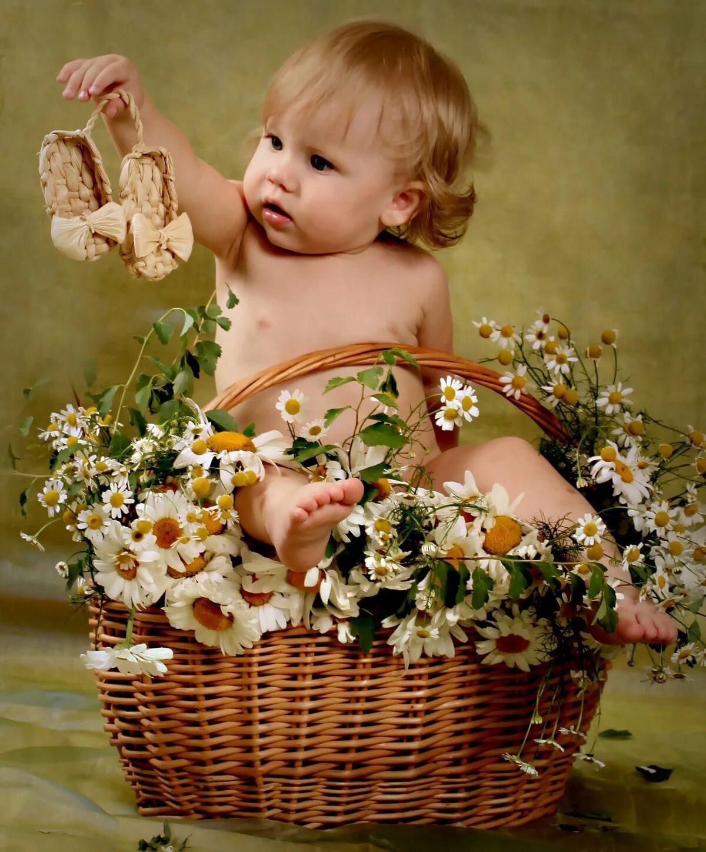 Картинки, открытка маленькая мама