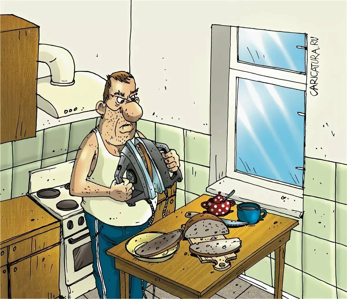Картинка, кухня приколы в картинках