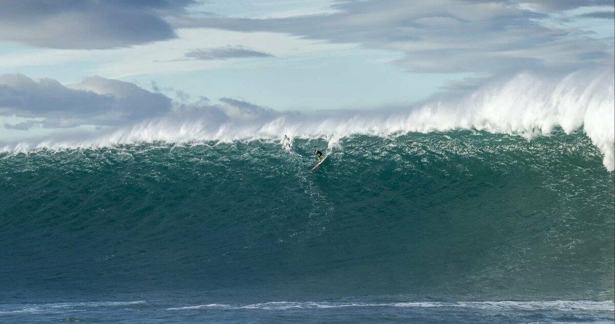 Картинки хорошего, гифка волна цунами