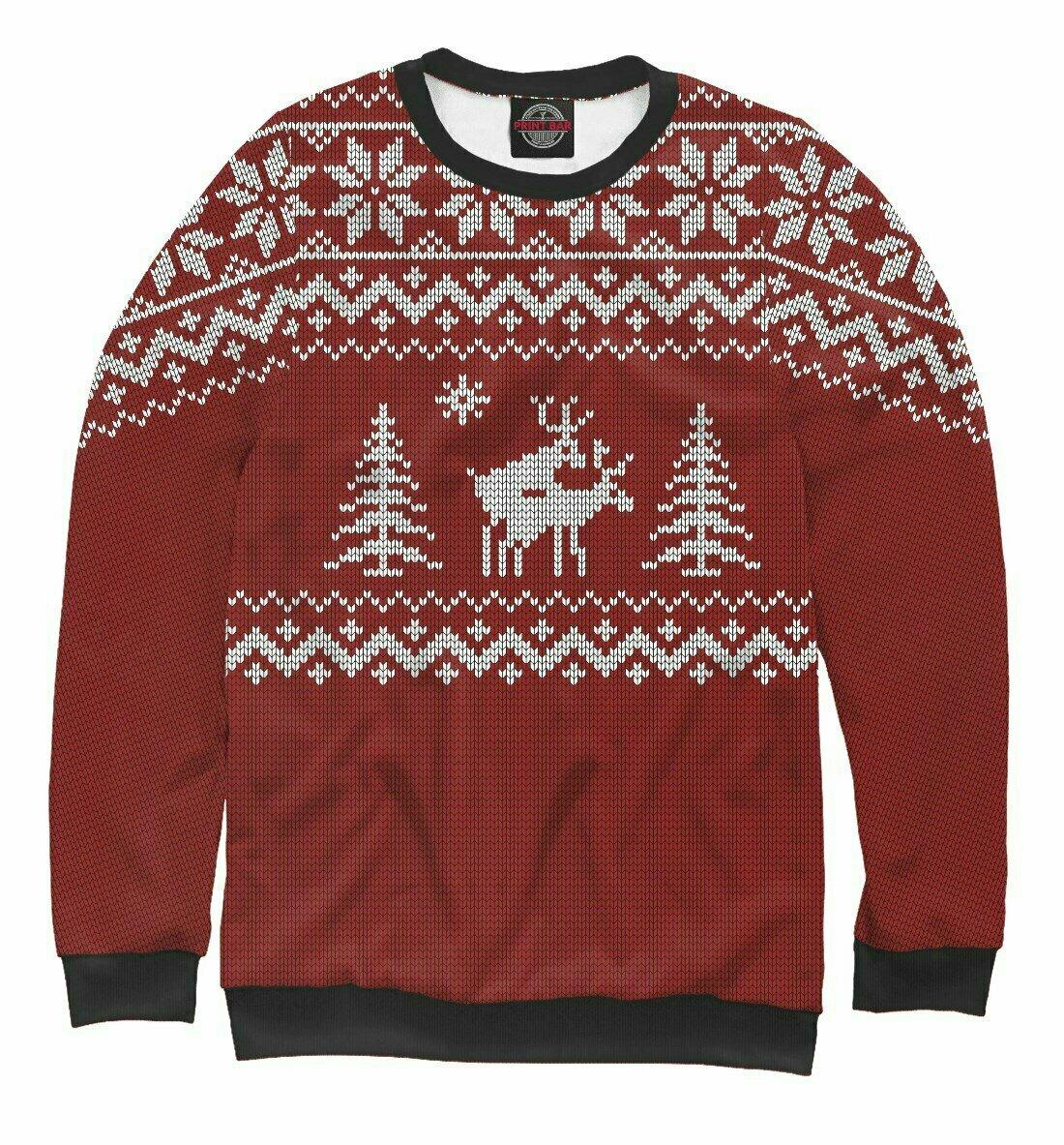 свитер с оленями смешные картинки там