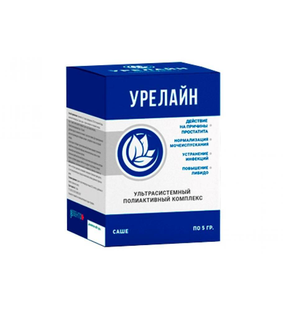 Урелайн - для потенции в Ставрополе