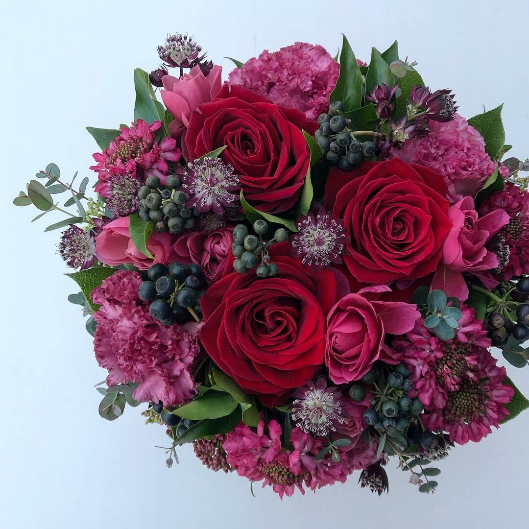 Самые красивые букеты цветов мира фото